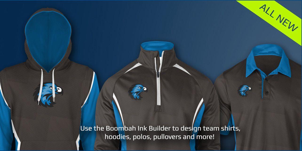 Boombah Custom Team Apparel