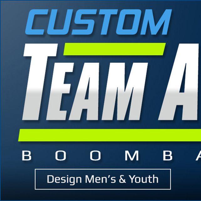 Boombah Men's & Youth Custom Team Apparel