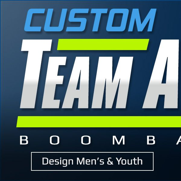 Boombah Men's & Youth Custom Team Apparel