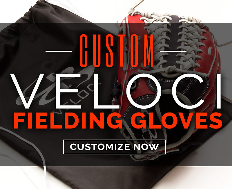 custom baseball glove builder