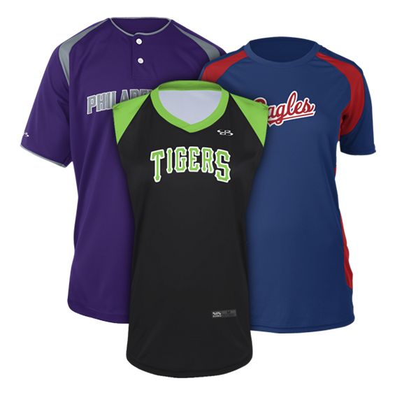 Fastpitch Softball Authentic Jerseys