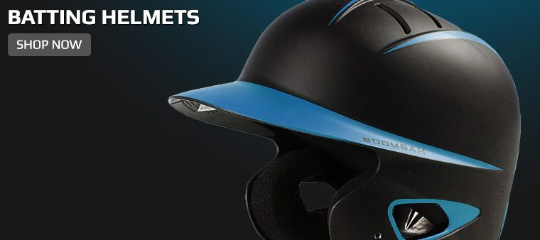 Boombah Batting Helmets