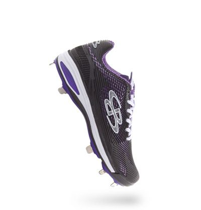 fastpitch softball metal cleats