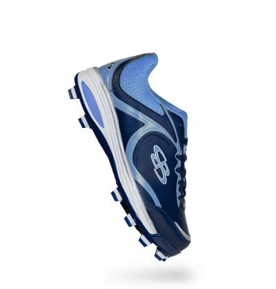 fastpitch softball molded cleats