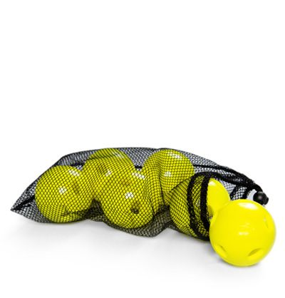 slowpitch softball training balls