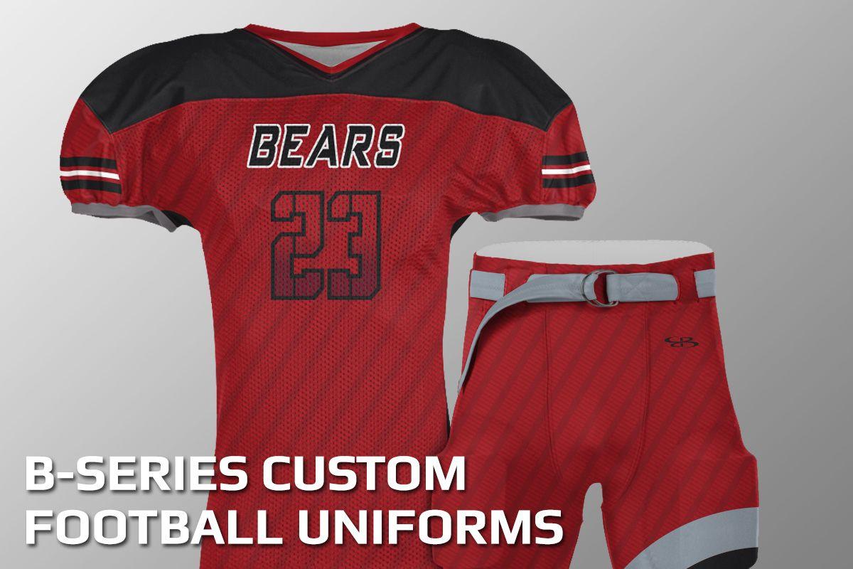 football custom uniforms