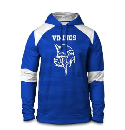 football logo hoodies