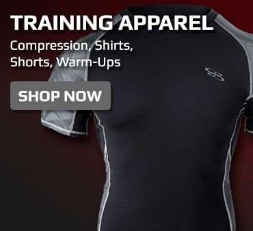 Boombah Training Apparel