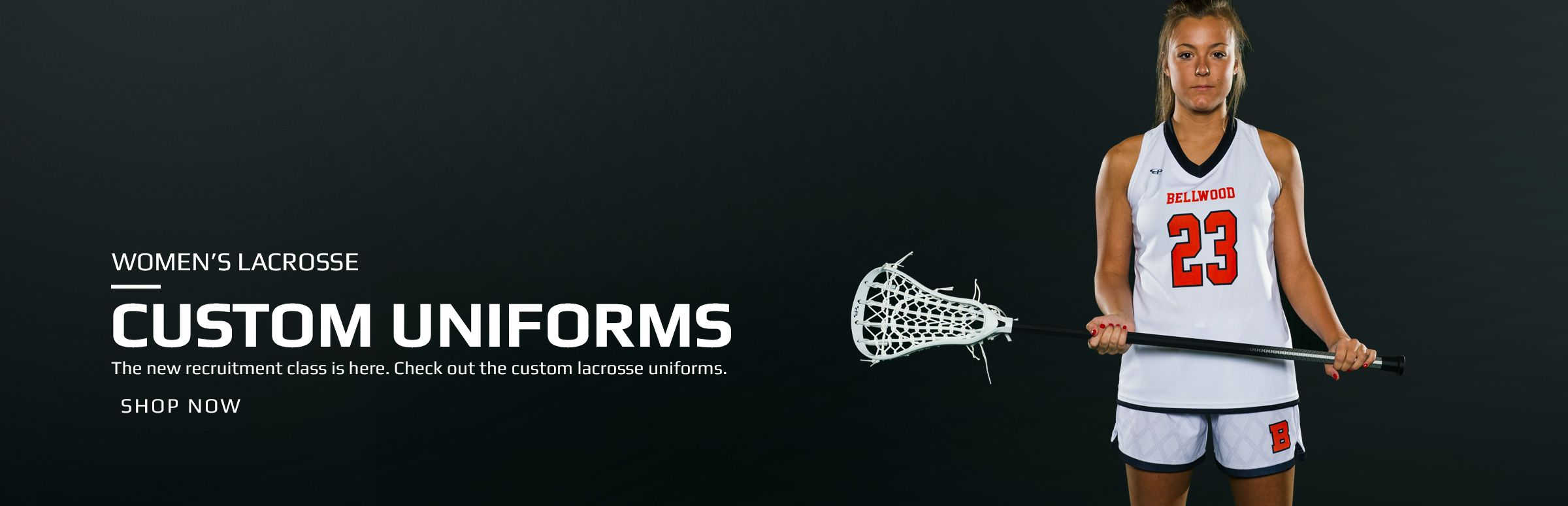 Boombah Custom lacrosse Uniforms