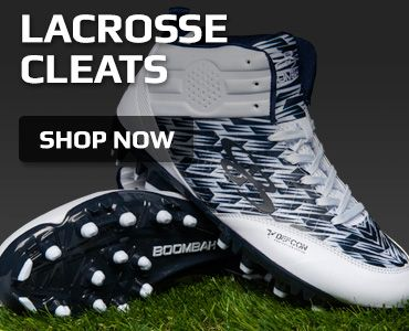 Boombah Men's Lacrosse Cleats