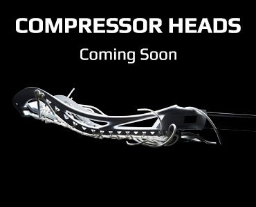 Boombah Lacrosse Compressor Heads