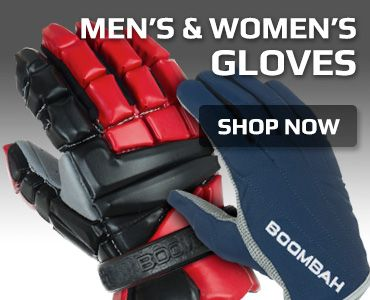 Boombah Men's & Women's Lacrosse Gloves