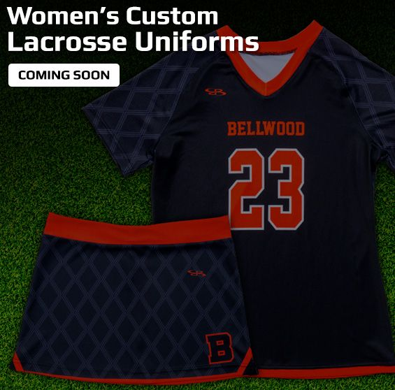 Boombah Women's Custom Lacrosse Uniforms