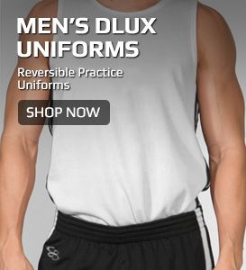Men's Dlux Basketball Uniforms