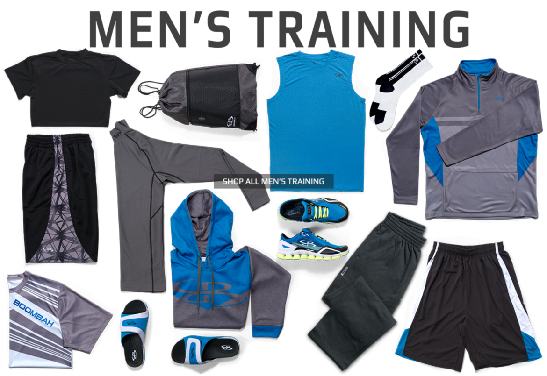 Shop all Men's Training