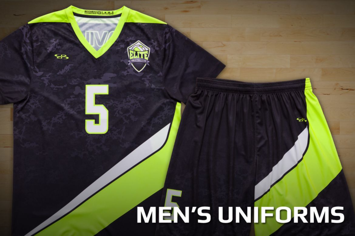 Men's Volleyball Uniforms