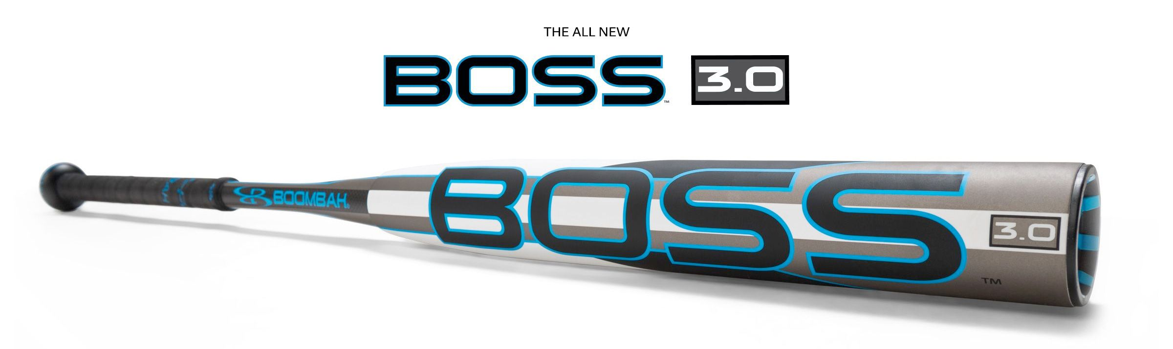 Boombah Boss 3.0 Slowpitch Bat