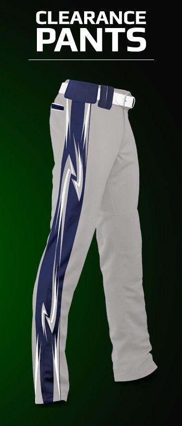 Men's Slowpitch Pants