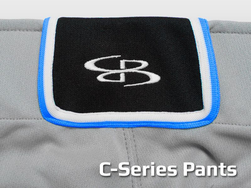 slowpitch softball custom pants
