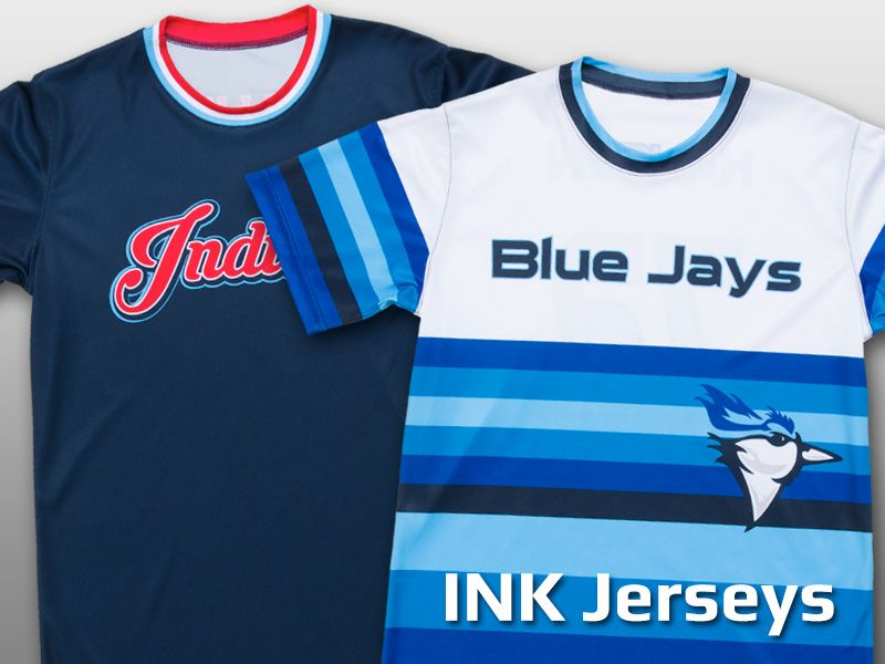 slowpitch softball ink jerseys
