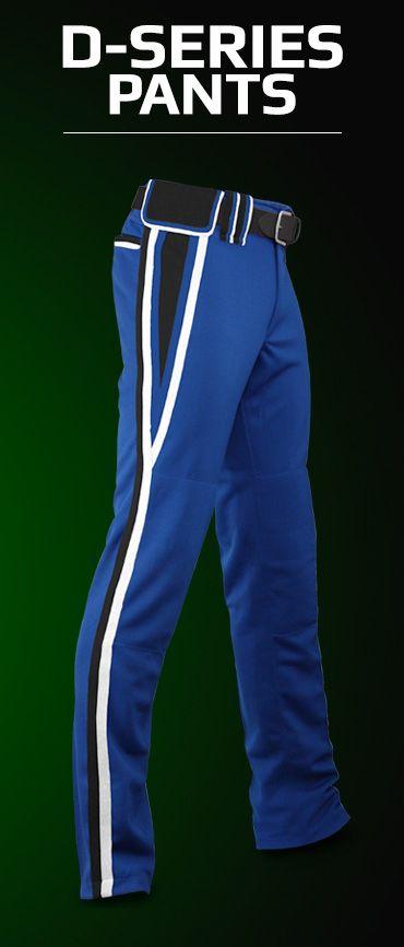 Men's D-Series Slowpitch Pants