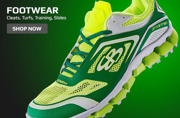 Boombah Footwear