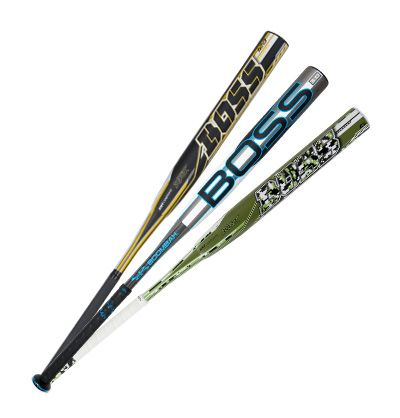 slowpitch softball bats
