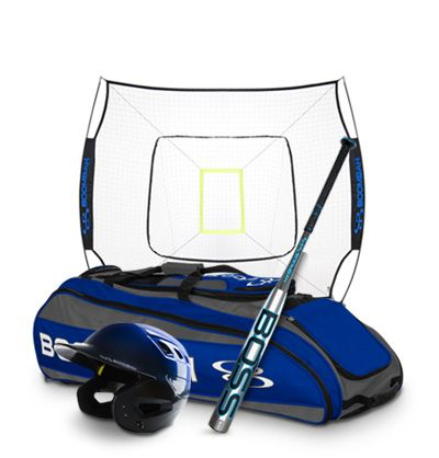 slowpitch softball equipment