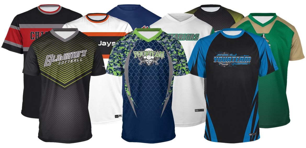 Slowpitch Custom Jerseys