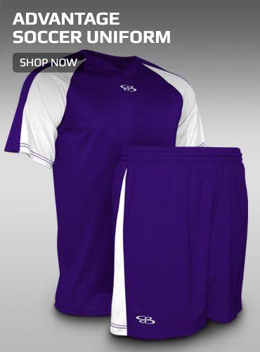 Boombah Advantage Soccer Uniform