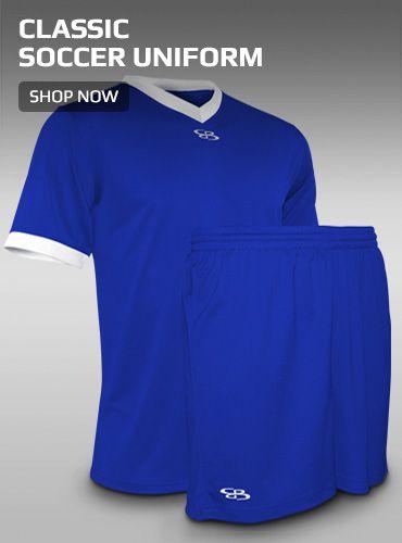 Boombah Classic Soccer Uniform