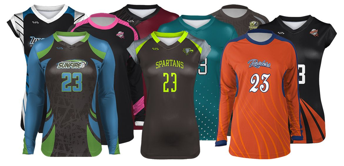 Baseball Volleyball Jerseys