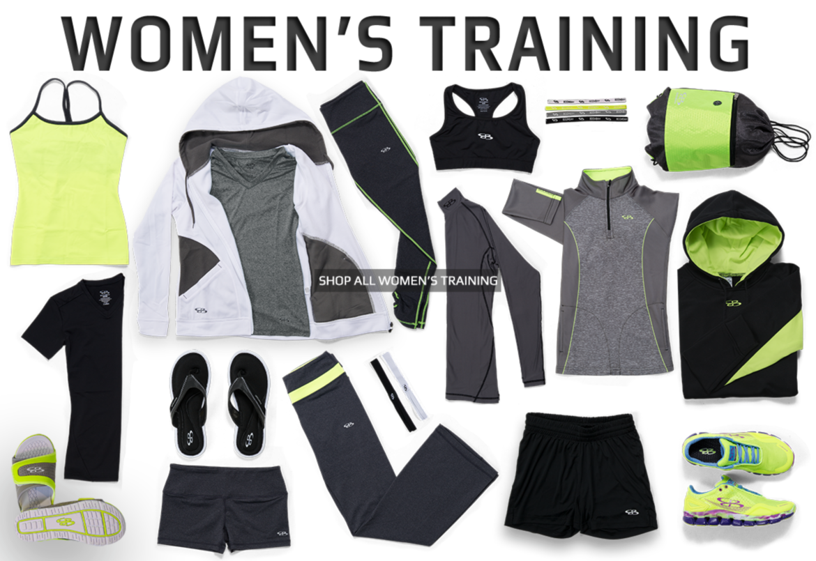 Shop all Women's Training Apparel
