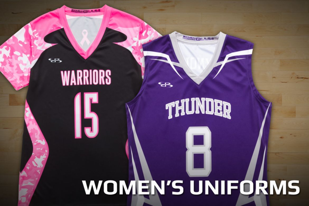 Women's Volleyball Uniforms