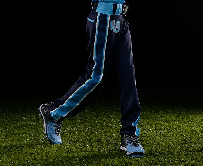 Boombah Ink Sublimated Baseball Pants
