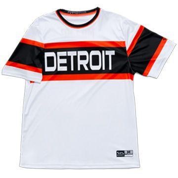 baseball uniform t-shirt style