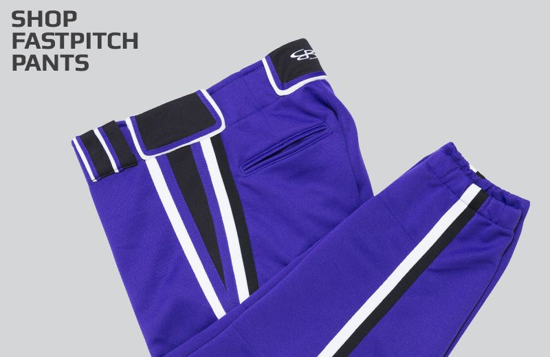 Boombah Custom Fastpitch Pants