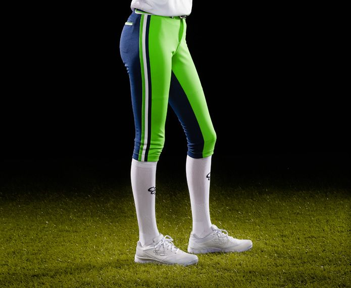 Custom Hypertech Braided Fastpitch Pants
