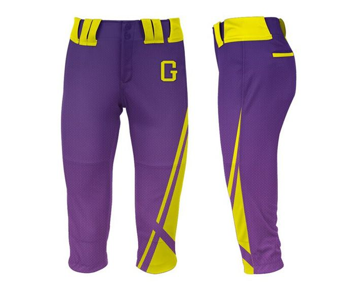 Boombah Hypertech Ink Sublimated Fastpitch Pants