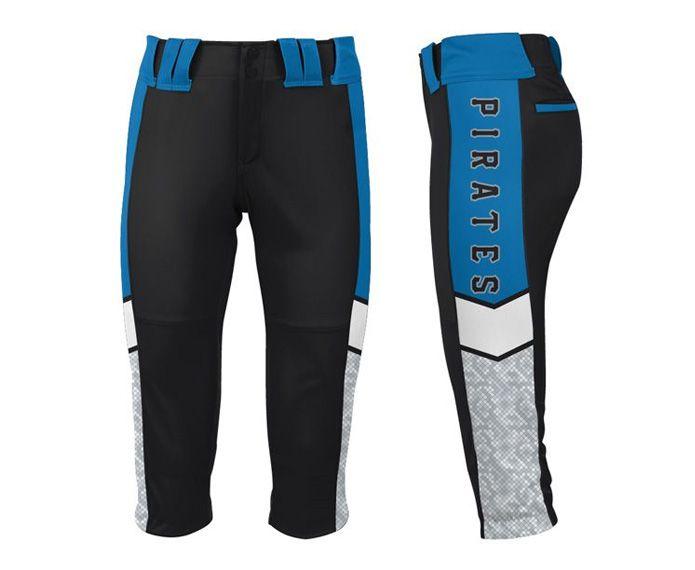 Custom Hypertech PS Fastpitch Pants