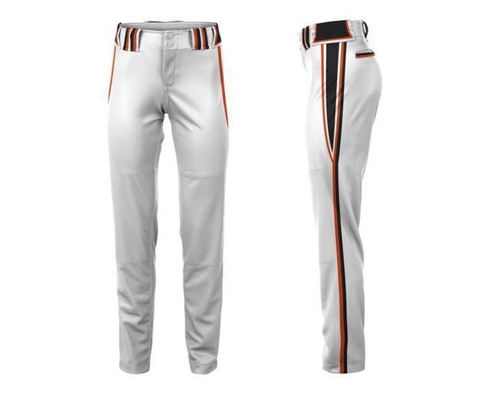 Custom Hypertech Braided Full Length Pants