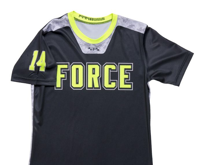 Crewneck T-Shirt.