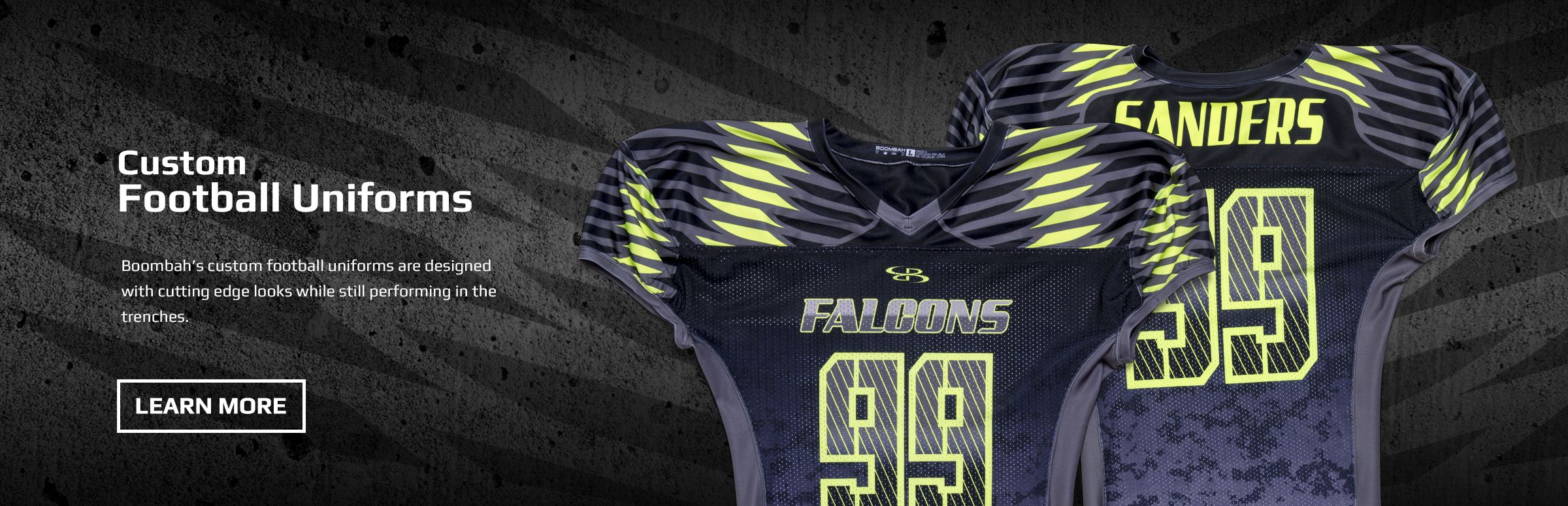 Boombah Football Uniforms