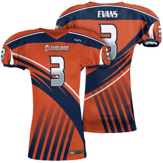 Custom Football Uniform Boombah INK