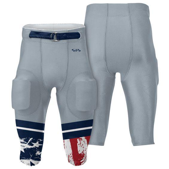 Custom Football Uniform Pants