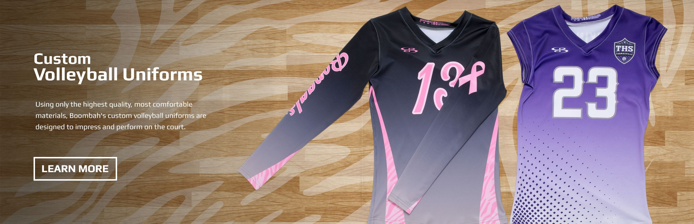 Boombah Volleyball Uniforms