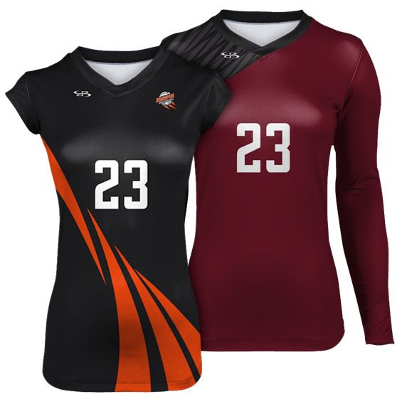 volleyball ink jerseys