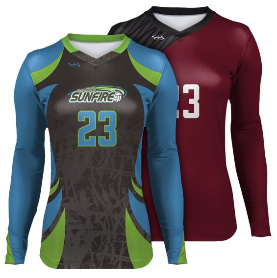 volleyball ink jerseys