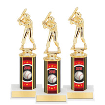 "Baseball Trophies - 10"" 2016 Super Saver Baseball Package Deal - 15 Baseball Trophies"