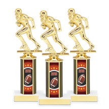 "8"" Super Saver 2016 Football Package Deal - 15 Male Football Trophies"